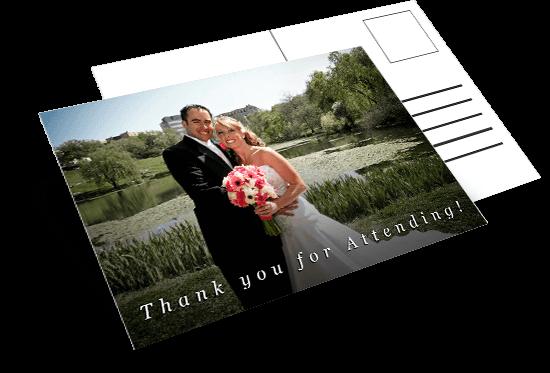 How to create custom postcards